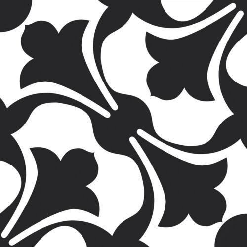 Orleans Black Ceramic Tile