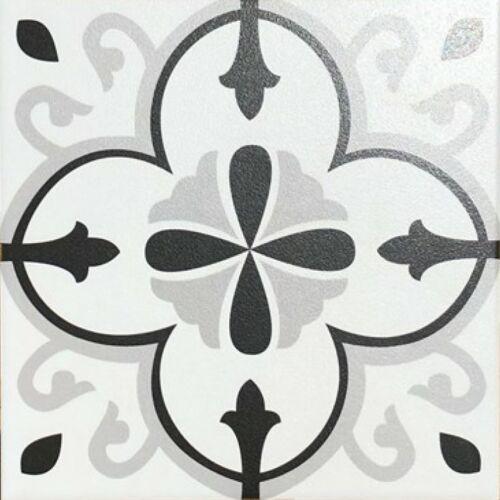 Esty Black tile
