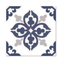 isla navy feature ceramic tile