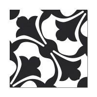orleans black feature ceramic tile