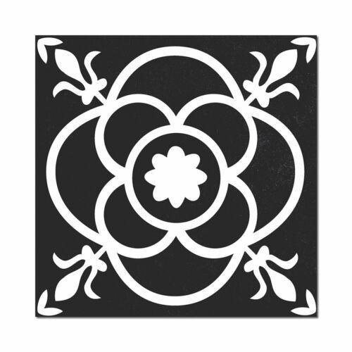 susan black feature ceramic tile