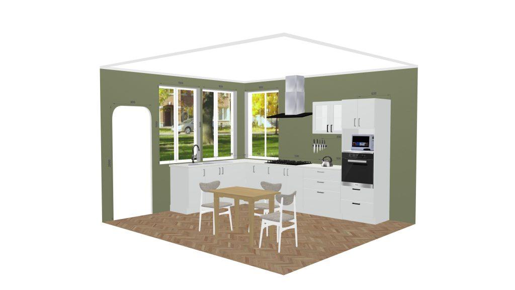 Kitchen design builder