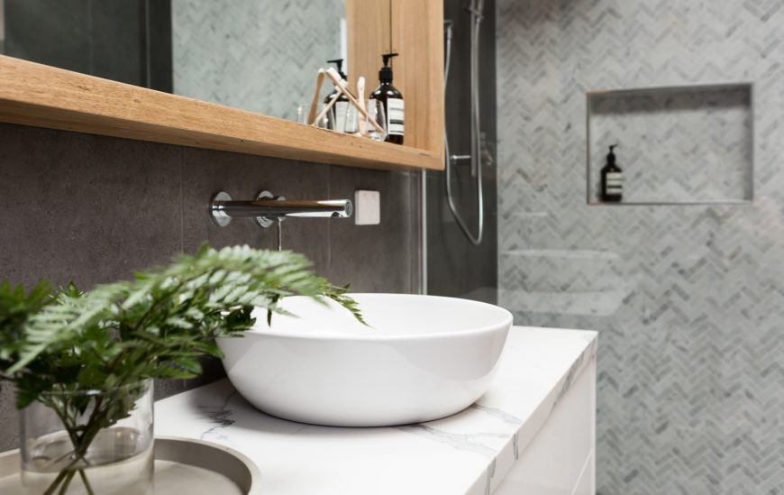 Consider These Tiles for a Uber-Modern Bathroom