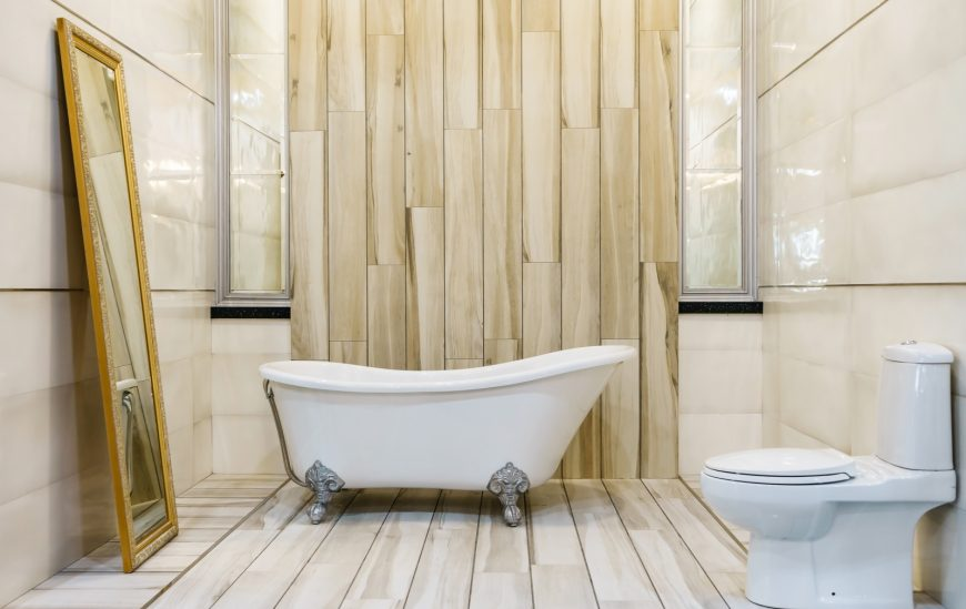 4 Freestanding Baths That Make You Say 'Wow'