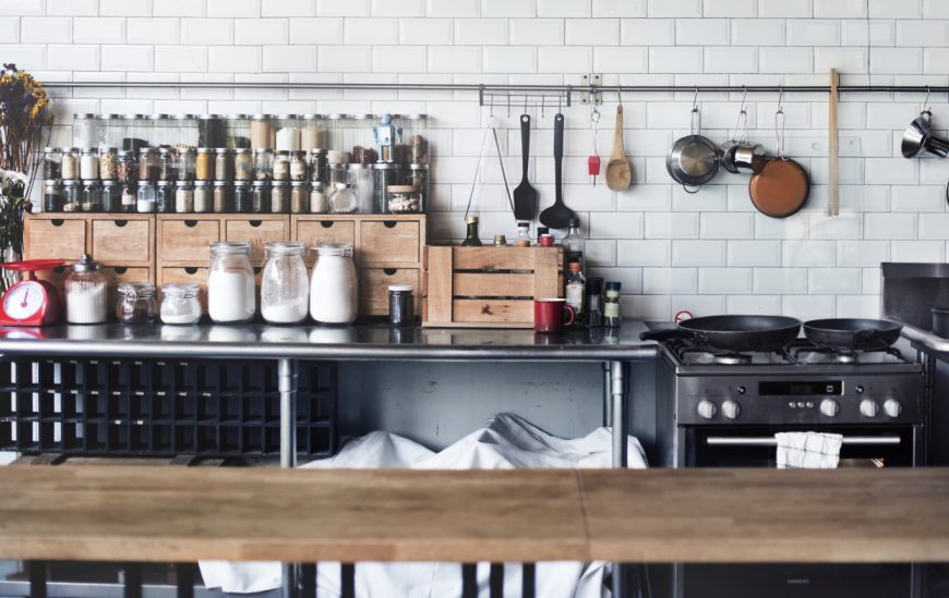 How to Maximise Your Kitchen Space