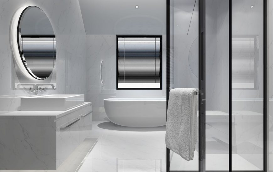 Essential Bathroom Fittings for a Modern Bathroom Design
