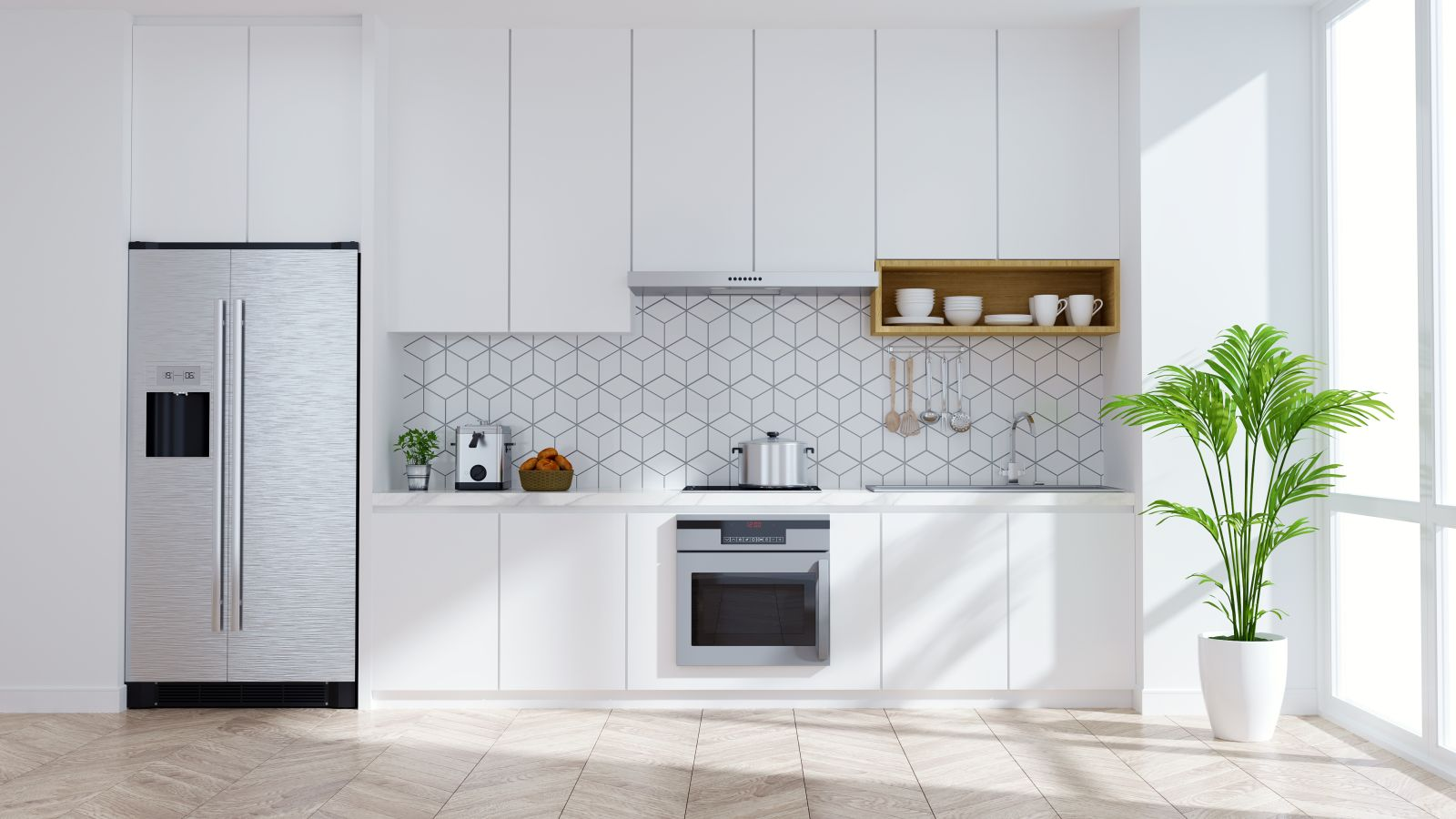 10 Reasons to Choose Pre-Assembled Kitchen Cabinets - Ross ...