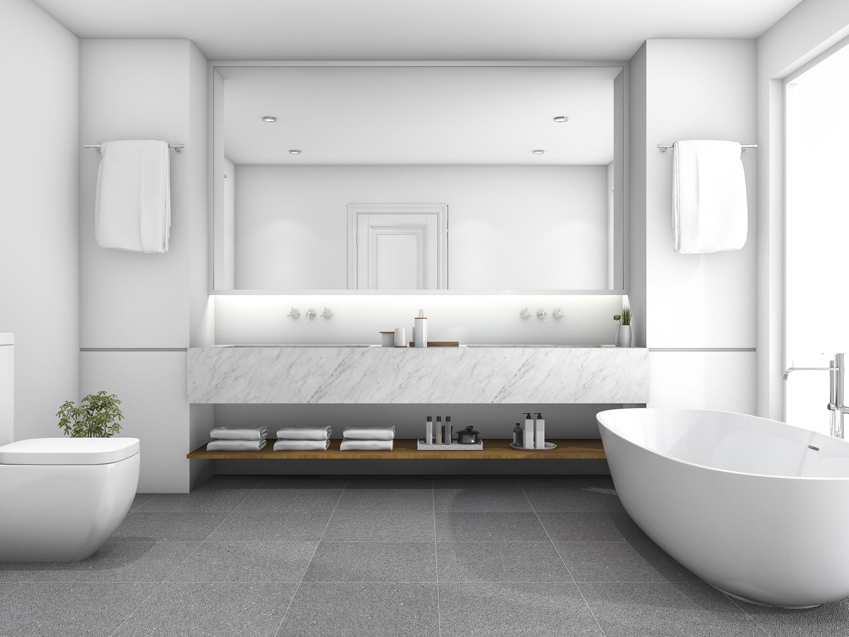 5 Bathroom Vanities Perfect For Large, Large Bathroom Vanity