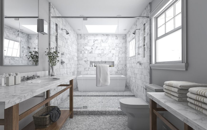 5 Tips for Designing a Contemporary Bathroom in 2019