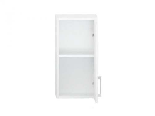 Wall Cupboard Right Hand Hinged Single Door 20cm (Open)