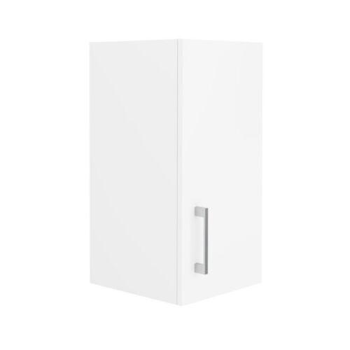Wall Cupboard Right Hand Hinged Single Door 20cm