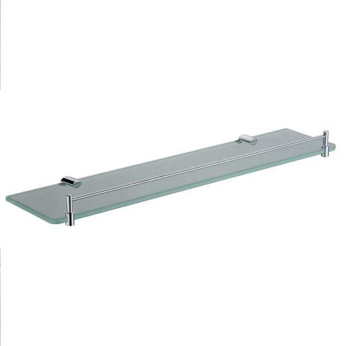 Round 500mm Glass Shelf