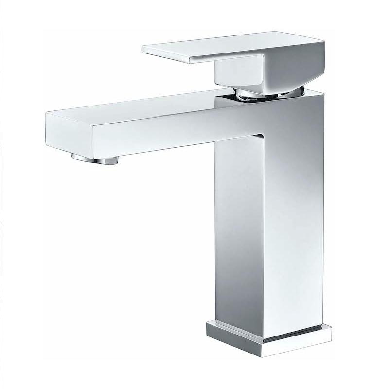 Cube Basin Mixer - Cheap Bathroom Tapware Perth