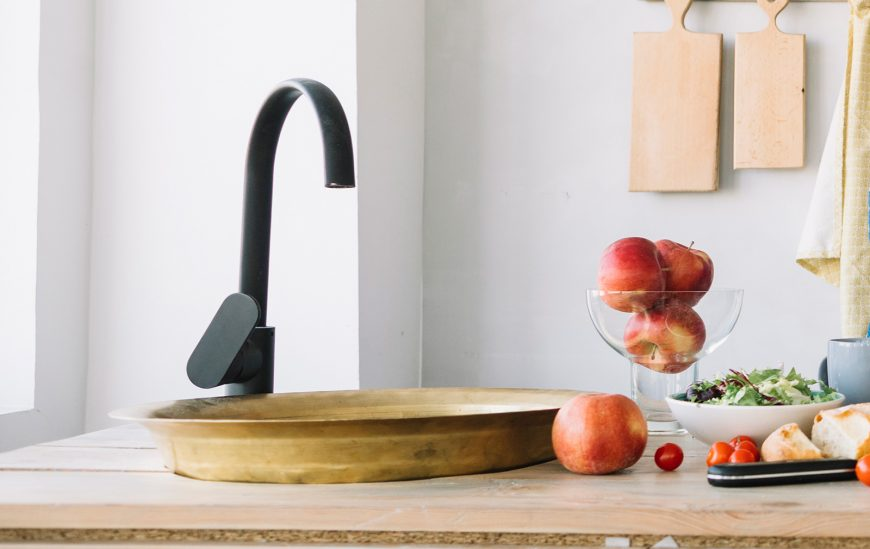The Hottest Trend in Kitchen Tapware Right Now Is…