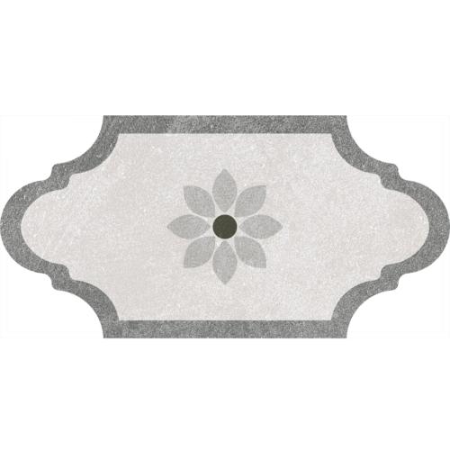 Daphne Grey Single Tile