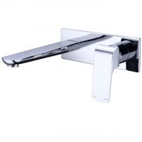 Elgin Wall Mixer Set – Chrome