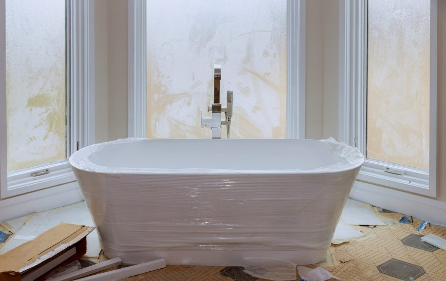 How to Choose and Install a New Bath