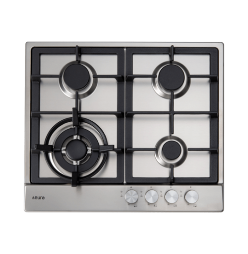 60cm Gas And Wok Cooktop