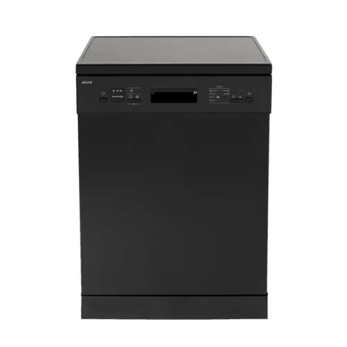 60cm Freestanding Dishwasher Black