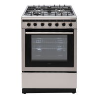 60cm Dual Freestanding Oven