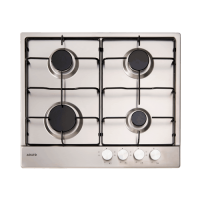 60cm Gas Cooktop ECT600GS