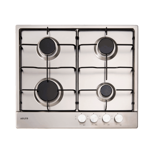 ECT600GS – 60cm Gas Cooktop The ECT600GS – 60cm Gas Cooktop from Euro Appliances