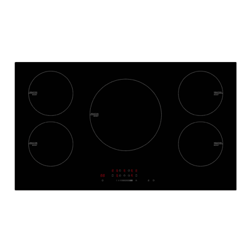 90cm Induction Cooktop ECT90ICB
