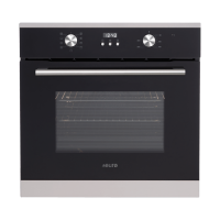 60cm Electric Multifunction Oven EO608SX