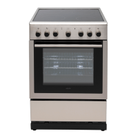 EV600EESX – 60cm Electric Freestanding Oven