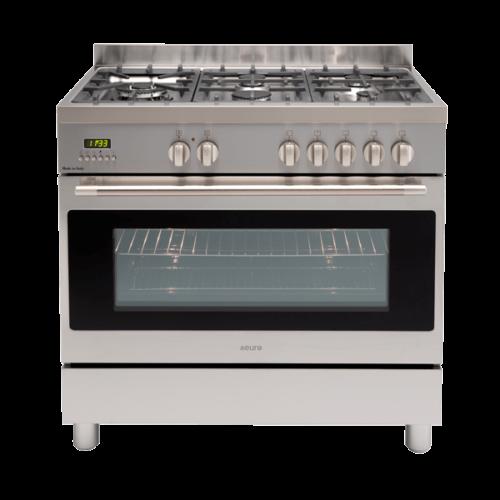 EFS900LDX – 90cm Dual Fuel Freestanding Oven