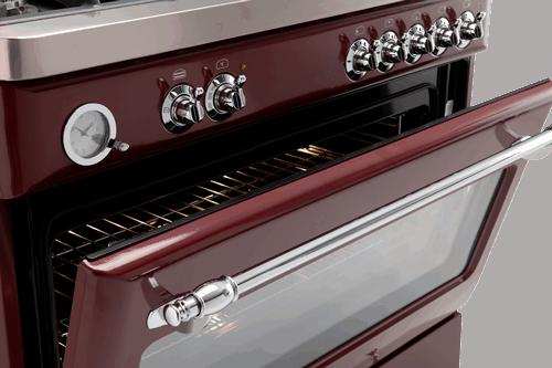 ECSH900BG – 90cm Dual Fuel Royal Chiantishire – Burgundy
