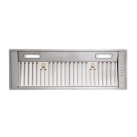 ERH85UMS – 85cm Undermount Stainless Steel Rangehood