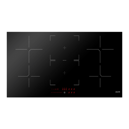 E900IDB – 90cm Induction Cooktop