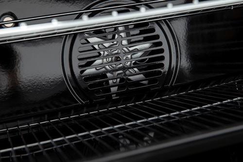 90cm Multifunction Electric Oven - fan