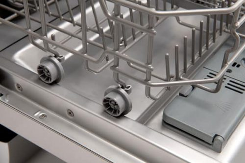 60cm Freestanding Dishwasher – 12 Place Setting - Slide Out Treys