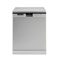60cm Freestanding Dishwasher – 15 Place Setting