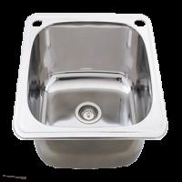 71248-35L-Benchline-2TH Utility Sink