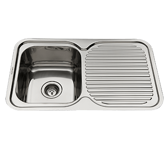 Classic Standard 780 Single Bowl & Drainer