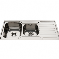 Classic Standard 1080, 1.75 Bowl & Drainer