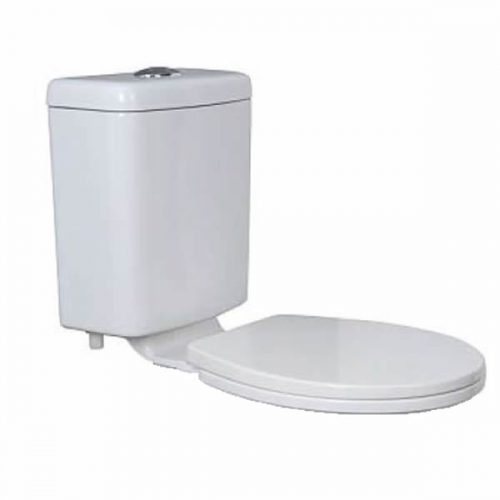 Oasis Universal Ceramic Cistern, Seat and Link