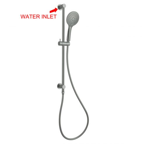 Dolce 3 Function Rail Shower