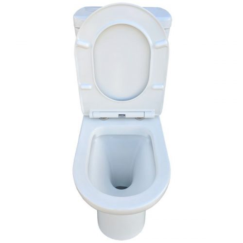 Peak Rimless toilet