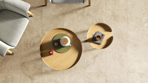 Timeless Classic Porcelain Tile - Installation 2
