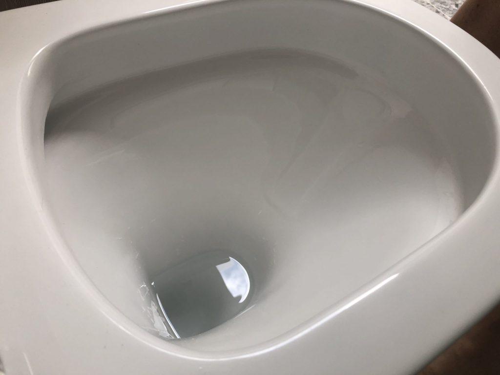 rimless toilet perth