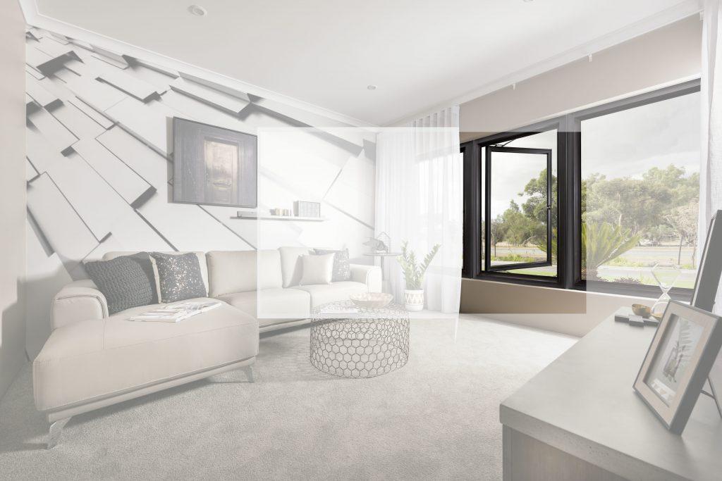 lounge room windows