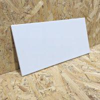 Matte White Wall Tile 200x400mm
