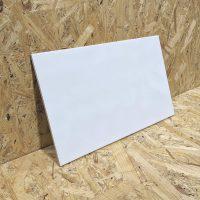 Gloss White Ripple Wall Tile 250x400mm