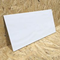 Gloss White Ripple Wall Tile (Rectified) 300x600mm