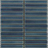 Finger Mosaic Speckle Light Blue