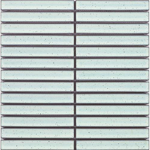 Finger Mosaic Speckled White